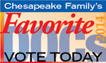 Chesapeake Family's Favorite Docs Vote Today