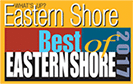 Best of Eastern Shore 2017 Award