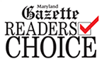 Maryland Gazette Readers Choice 2013