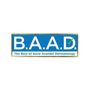 B A A D , The Best of Anne Arundel Dermatology Employee Campaign