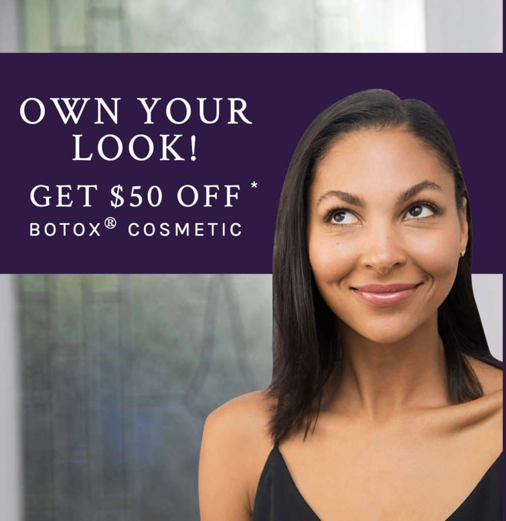 Get $50 off botox cosmetic